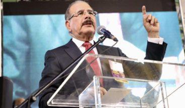 "Danilo Medina: ""Que esperen la pela el próximo mayo 2020"""