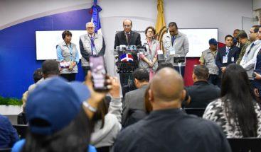 JCE aclara al terminar proceso quienes estén en filas podrán votar