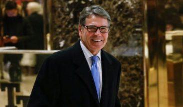 Renuncia el secretario de Energía de EE.UU. en plena polémica sobre Ucrania