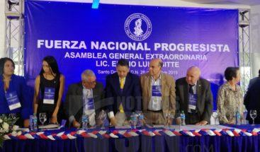 FNP proclama a Leonel Fernández como su candidato presidencial