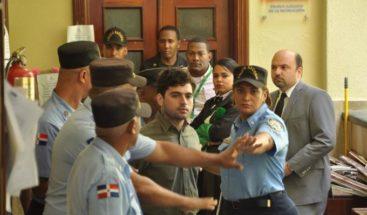 Envían a juicio de fondo a Gabriel Villanueva acusado de la muerte de Andreea Celea