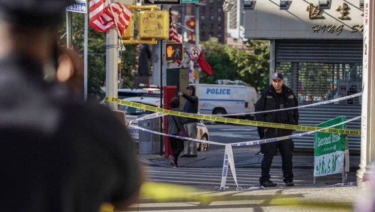 Presentan cargos a sospechoso del asesinato de cuatro sin techo en Nueva York