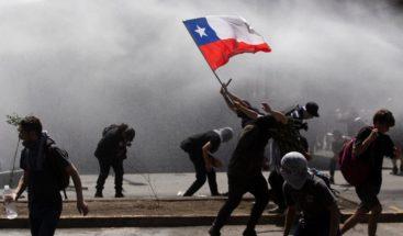 Diez datos de las protestas en Chile tras cinco días seguidos de disturbios