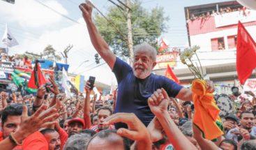 Cuba recogerá firmas para reclamar libertad de Lula