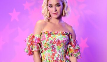 Katy Perry es demandada por publicar una foto de ella misma
