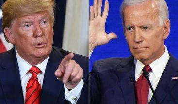 Trump pide a China que investigue a los Biden por sus negocios allí