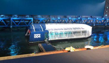 Una solución tecnológica  para limipar el Ozama