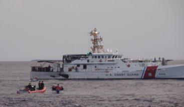 Guardia Costera repatria 82 dominicanos y regresa cinco haitianos a RD