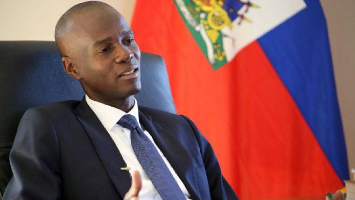 Presidente de Haití: