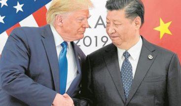 EE.UU. y China alcanzan acuerdo parcial para dar tregua a su guerra comercial
