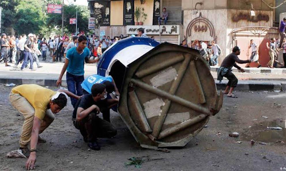 Al menos 4muertos y 47 heridos en protesta por ofensasal profeta Mahoma