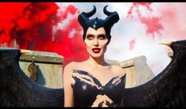Angelina Jolie y Michelle Pfeiffer embrujan Roma en el estreno europeo de