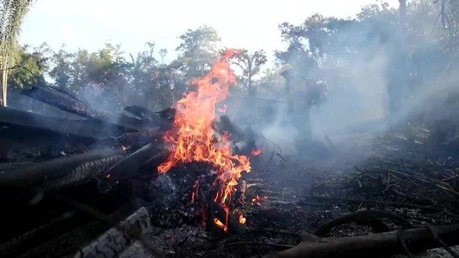 Bolsonaro anuncia medidas para proteger Amazonía tras críticas a su Gobierno
