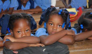 La lucha para educar a las niñas en un Haití con las escuelas cerradas