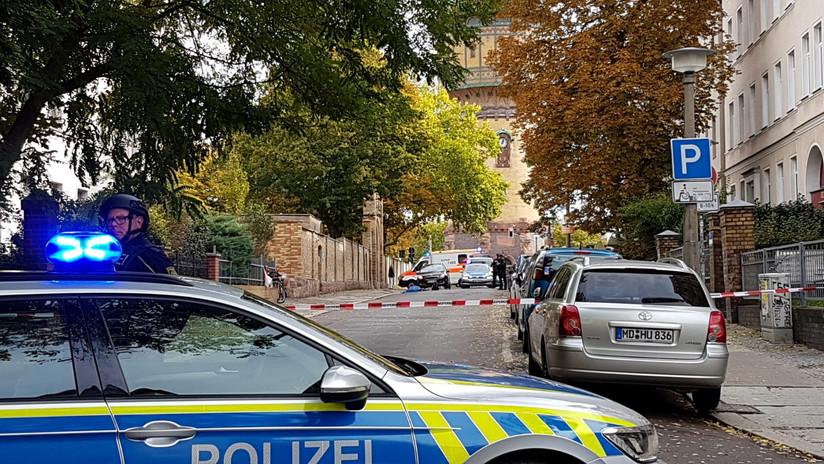 Dos muertos en el este de Alemania por disparos de uno o varios hombres