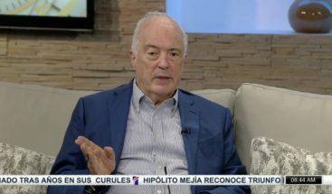 Economista Bernardo Vega habla sobre las primarias y la encuesta Mark Penn/Stagwell