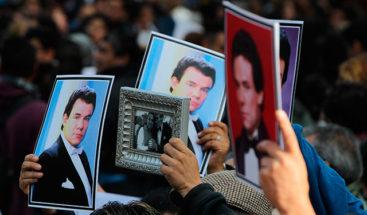 El adiós a José José en México provoca varias tendencias en redes sociales
