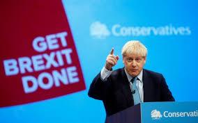 Johnson suspenderá el Parlamento el martes para reabrirlo el 14 de octubre