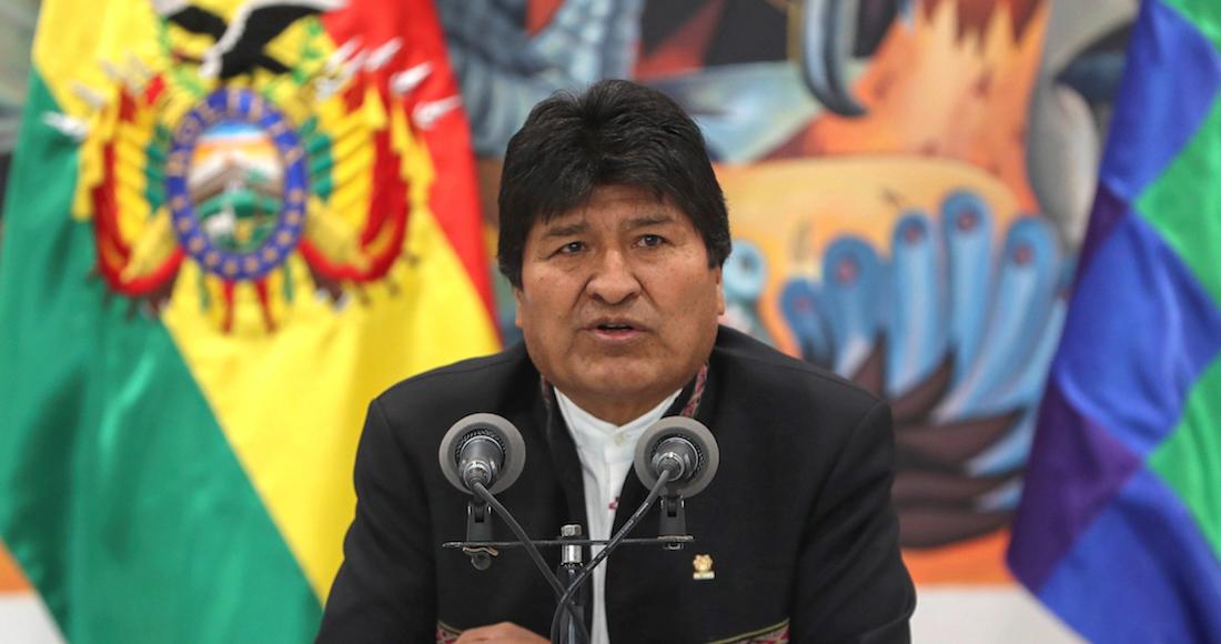Evo Morales anuncia investigación sobre el incidente con su helicóptero