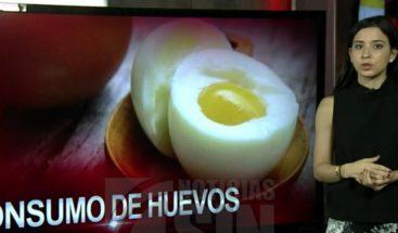 El consumo excesivo de huevos podría ocasionar daños a la salud