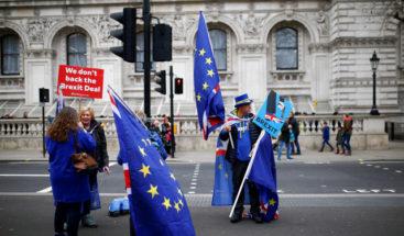 La mayoría de los británicos votaría ahora por seguir en la UE, según estudio