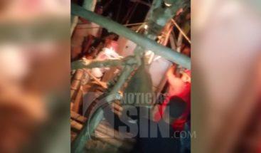 Detienen velatorio de uno de los obreros muertos en mina de ámbar para trasladar cuerpo al INACIF