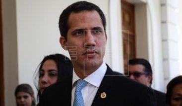 EEUU y la Venezuela de Guaidó firman su primer