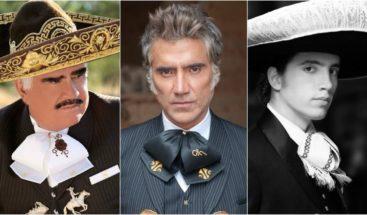 Los tres Fernández harán historia cantando juntos por primera vez en los Latin GRAMMYs