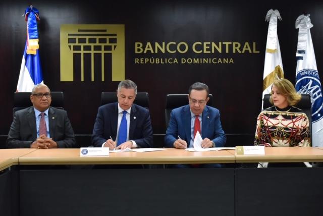 Banco Central y Hacienda acuerdan memorando de entendimiento para nueva Ley de Recapitalización