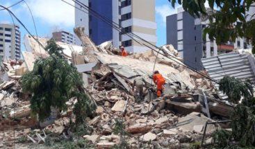 Noticias del mundo: Nueve desaparecidos en Brasil tras derrumbe de edificio
