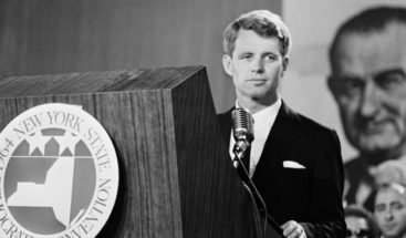 Hijo de Robert F. Kennedy publica fotos inéditas del