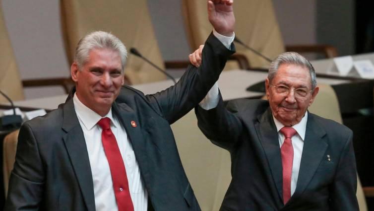 Cuba elige mañana su primer presidente de la República en más de 40 años