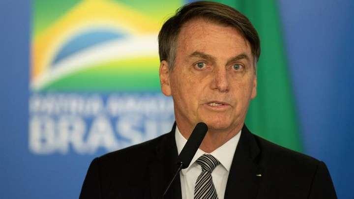Bolsonaro afirma que