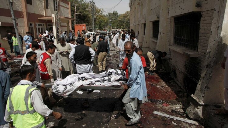 Al menos 16 muertos y 40 heridos en explosión en una mezquita en Afganistán
