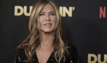 Jennifer Aniston confiesa haber sido víctima del productor Harvey Weinstein