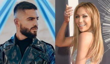 Jennifer López y Maluma ruedan una comedia romántica en Nueva York