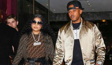 Nicki Minaj se casa en secreto con su novio Kenneth Petty