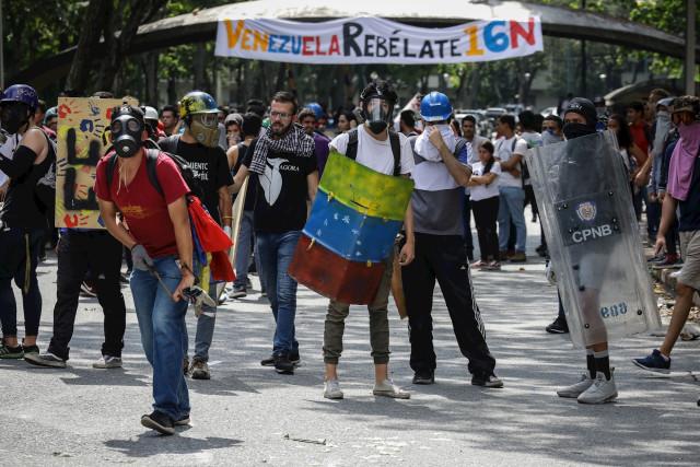 Claves de las protestas anunciadas para el 16N en Venezuela