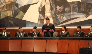 """Presidente SCJ lamenta el país se encuentre ante una """"hemorragia"""" de feminicidios"""