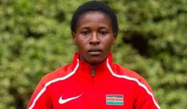Suspenden por 4 años a una atleta keniana de 17 años tras dar positivo en dopaje