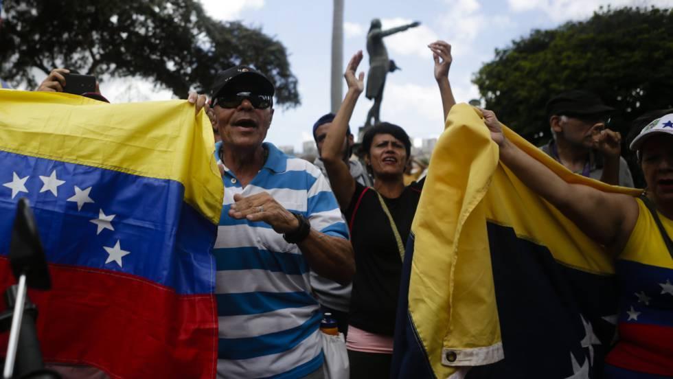 Partidarios de Guaidó irrumpen en la Embajada de Venezuela en Brasil