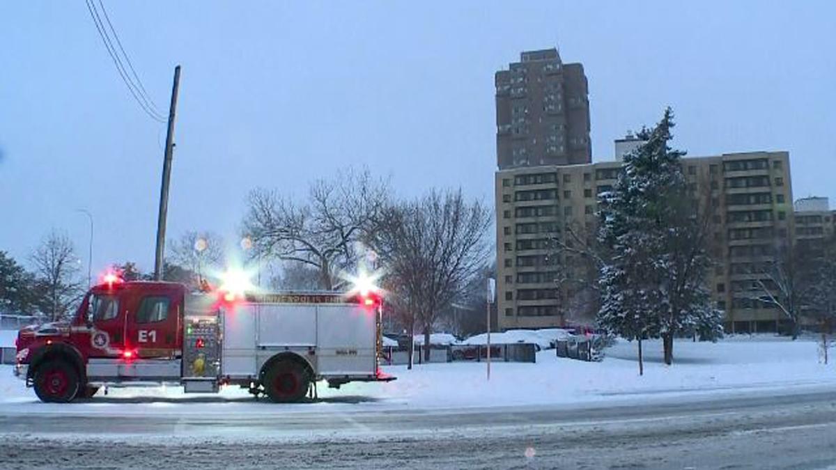Cinco muertos por incendio en edificio de Minneapolis
