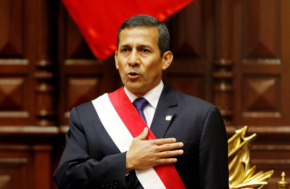 Ollanta Humala dice que se enfrentó