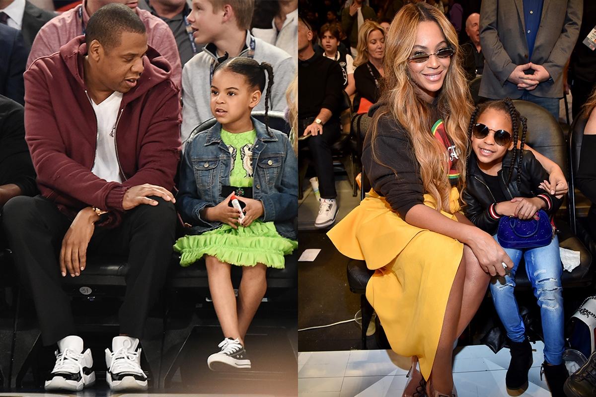 Blue Ivy, la hija de Beyoncé gana su primer premio como compositora