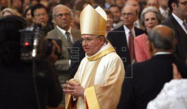 Eligen a primer latino presidente de Conferencia de Obispos Católicos de EEUU
