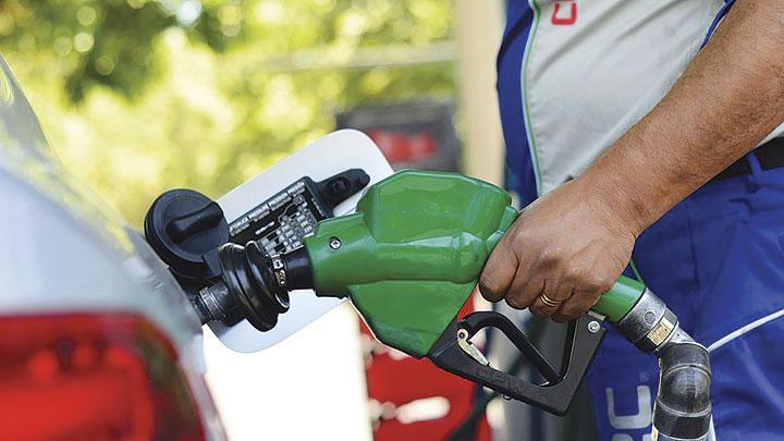 Suben los precios de las gasolinas