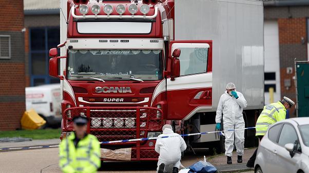 De la pobreza huían los 39 vietnamitas muertos en el camión de Inglaterra