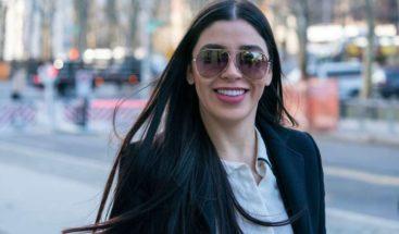 La esposa del Chapo aspira a ser estrella de TV en un