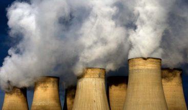 El CO2, protagonista de la lista de gases liberados a la atmósfera