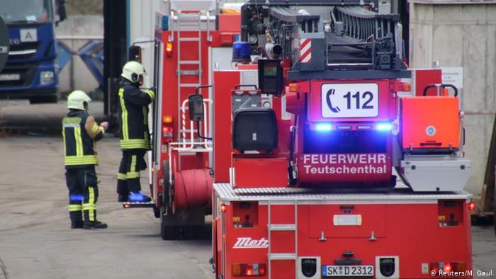 Rescatados los 36 mineros atrapados tras explosión en una mina en Alemania